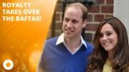 Принц Уилям и Кейт Мидълтън блестят на наградите БАФТА