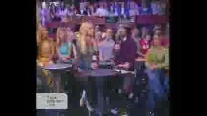 Avril Lavigne On Trl