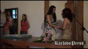 """С О У """" Христо Проданов"""" - Раздаване на дипломите на випуск 2012 - 25.06.2012г."""