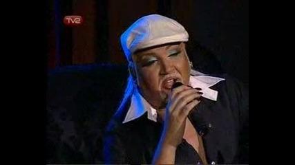 Азис Пее Песен На Цеца (19.02.2008)