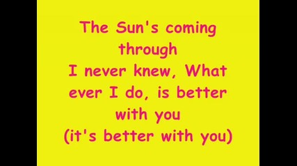 Anna Margaret - Something about the Sunshine - Lyrics