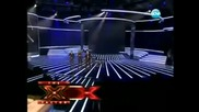 Final X Factor Bulgaria откриване All For One - Brian Adams, Sting, Road Stuard