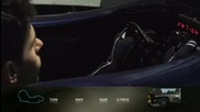 Track simulation Melburne - Jaime Alguersuari
