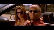 Незабравима Сцена Бързи и яростни (2001) Ферари срещу Toyota Supra Drag Race