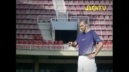 Nike - Ronaldo vs Zlatan skills