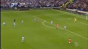 Манчестър Сити - Манчестър Юнайтед 1:0