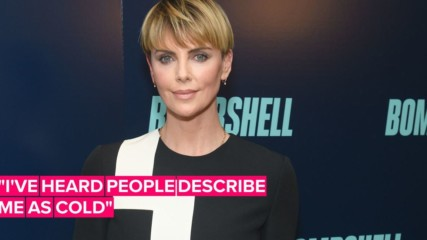 Charlize Theron can relate to Megyn Kelly being called a 'bitch'