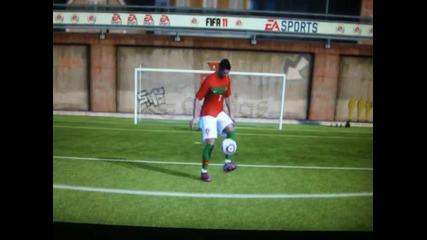 Fifa 11 - Atatw With Ronaldo!