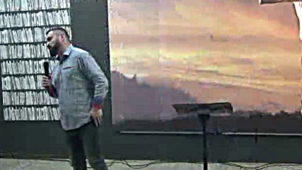 П-р Енчо Христов - От проклятие към Благословение.