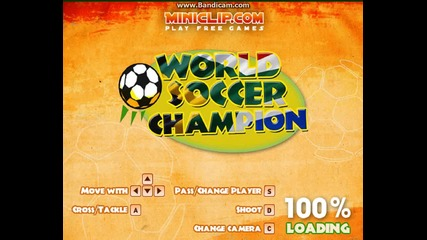 World Soccer Champion Bg Ep 1