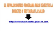Como Se Cura La Diabetes