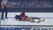 Smackdown 2009/07/31 John Morrison vs Jeff Hardy [ World Heavyweight Championship] 2/2