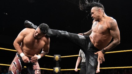 Raul Mendoza vs. Damian Priest: WWE NXT, June 19, 2019