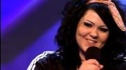 Тя е просто уникaлна: Jade Richards пее песента на Adele - Someone like you - The X Factor Uk 2011