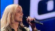 Гласът на Русия Маша Гойя - Simply the best