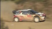 Mikko Hirvonen Wrc Vodafone Rally de Portugal 2013