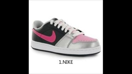 Коя кецка на Nike е по-суперска{игра 7}{момичета}{отворена}