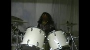 Drum Solo On Pet The Destroyer (lordi Wiss