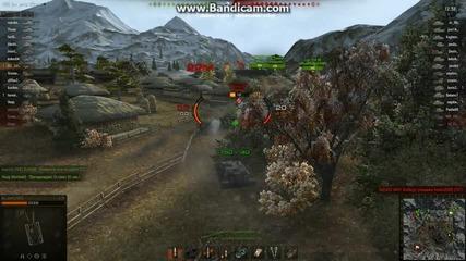 World of Tanks E 25