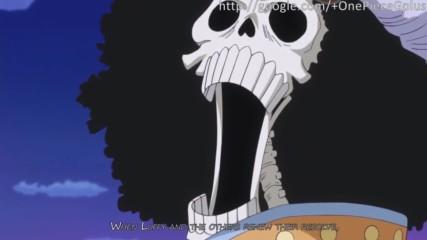 One Piece - 790 Preview Bg Sub