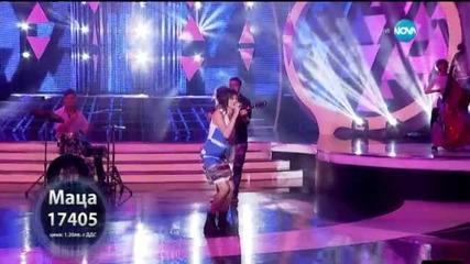 Милена Маркова – Маца като ZAZ - Като две капки вода - 11.05.2015 г.