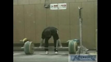 Ironmind 1998 В тренировъчната зала - Боевски, Гърдев и Танев