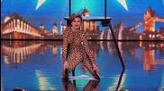 Българка изуми журито в Britain's Got Talent 2015