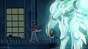 Yu Gi Oh ! Gx Eпизод 33 полето на ужаса Iii-та част бг аудио