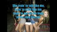 Girlicious - Like Me (with Lyrics)