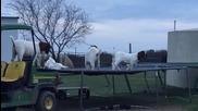 6 кози - 1 трамплин