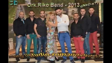 Ork.riko Bend - Ek cumime mlo 2013 Dj Qnko