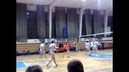 Септември Про Синема (софия) 0 - 3 Тетевен Волей (тетевен) 2009 Гейм 3