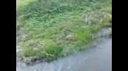 На пролет край реката се бере и коприва:)