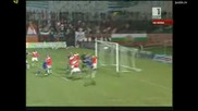 Литекс - Бате Борисов 0:4 Втори гол на Сергей Сосновски