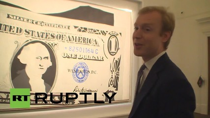 UK: Sotheby's master 'The Art of Making Money,' expecting up to £60mn