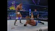 Wwe Rey Mysterio Vs Mat Hardy And Cena