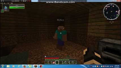 Minecraft Survival with Mitko and Emo ep.3