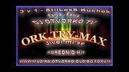 Ork.try-max Bamze 2014 - Kucheka Amerika Jivei mi se - Farva Farva 3v1 Hit Dj Otvorko