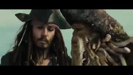 Pirates of the Caribbean At Worlds End / Карибски пирати На края на света 2007 Целия Филм + Бг Аудио