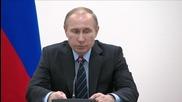 Russia: Putin orders de-mining of liberated Palmyra