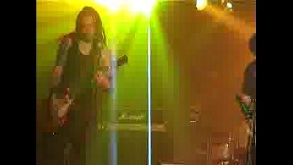 Artery - Rubber Moon -  Live in Sofia 2008