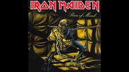 Iron Maiden - Sun and Steel • (lyrics)