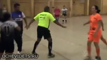 Има И Такива Жени Във Футбола