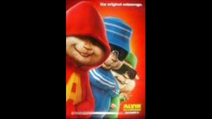 Chipmunks Alvin - New Band - Low - T - Pain