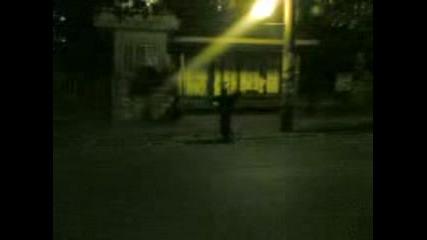 Падане на Тротоара