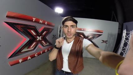 X Factor зад кулисите: Нестандартният Недко
