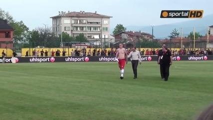 Канарите вбесиха Тончи Кукоч след края на мача