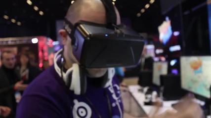 AFK TV в IEM Katowice 2015 - NoThx изпробва Oculus