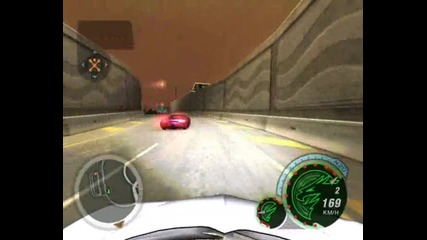 Need For Speed Underground 2 430 km/h