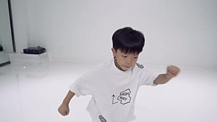 6 y/o breakdancer makes internet twist and shout with viral dance moves